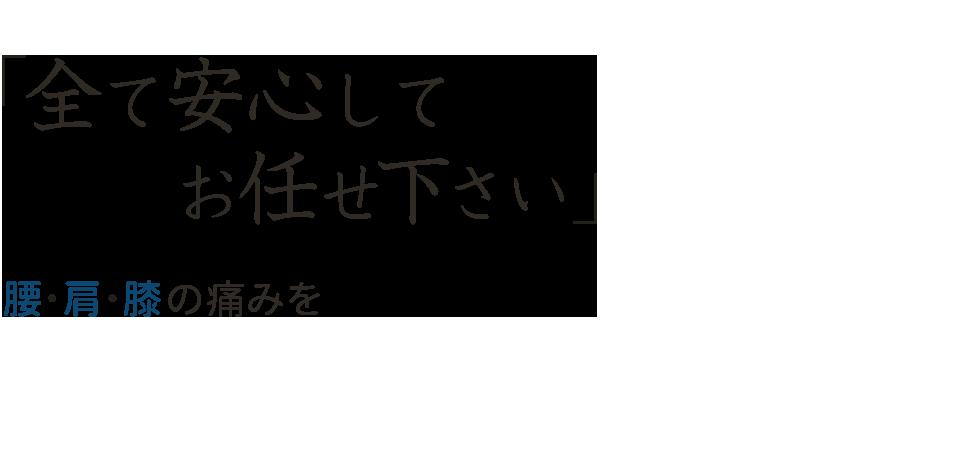 こころ整骨院 高田馬場(2店舗合同) メインイメージ